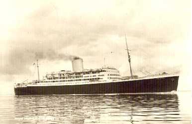 Barco a Europa
