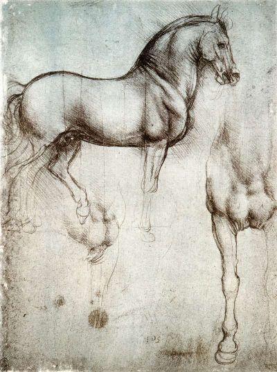Leonardo horse