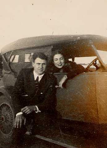 Raquel y Mario 1941
