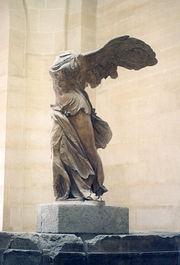 Samothrace Louvre