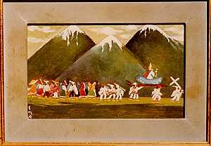 Ema Piaggio: los Andes