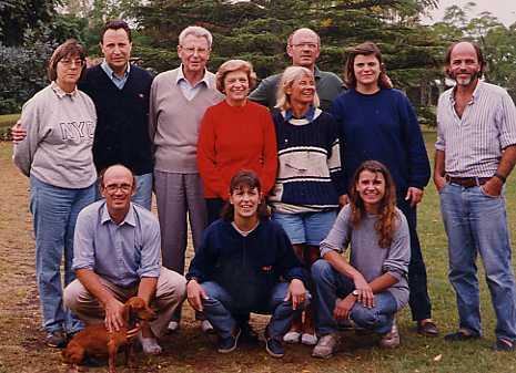 Familie Capurro Fonseca