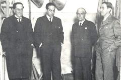 Maranon, Ortega, Perez de Ayala, Machado