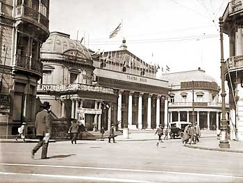 Teatro Solis 1930