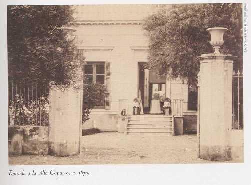Villa Capurro Castro